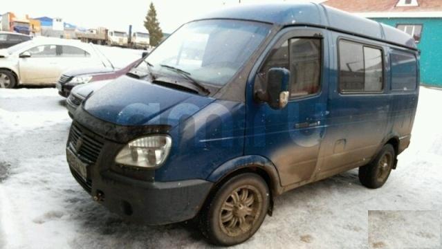 Подержанный ГАЗ Соболь, хорошее состояние, синий , 2007 года выпуска, цена 210 000 руб. в республике Татарстане