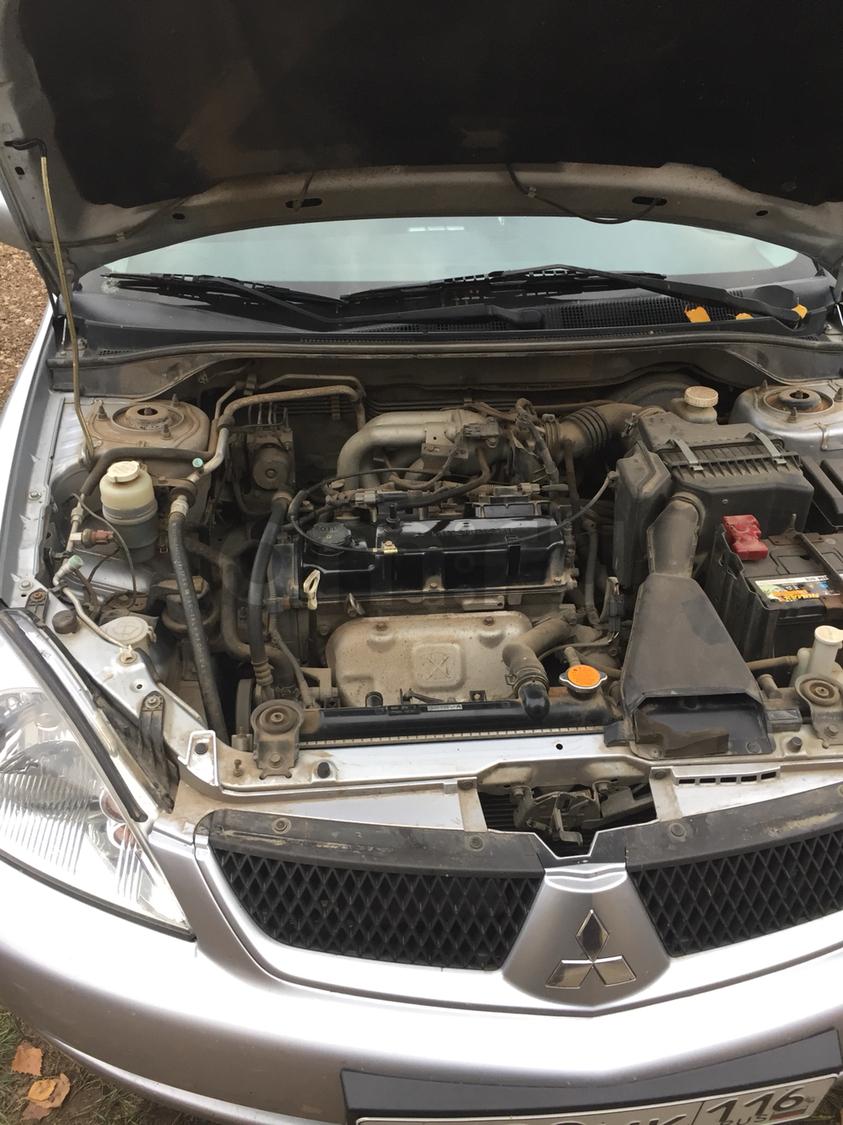 Подержанный Mitsubishi Lancer, отличное состояние, серебряный , 2006 года выпуска, цена 260 000 руб. в республике Татарстане