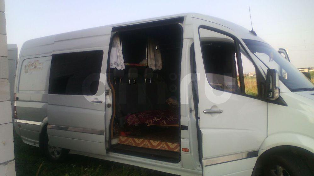Подержанный Mercedes-Benz Sprinter, отличное состояние, белый , 2010 года выпуска, цена 1 300 000 руб. в республике Татарстане