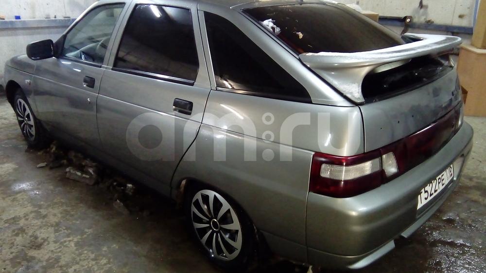Подержанный ВАЗ (Lada) 2112, отличное состояние, серый , 2008 года выпуска, цена 150 000 руб. в республике Татарстане