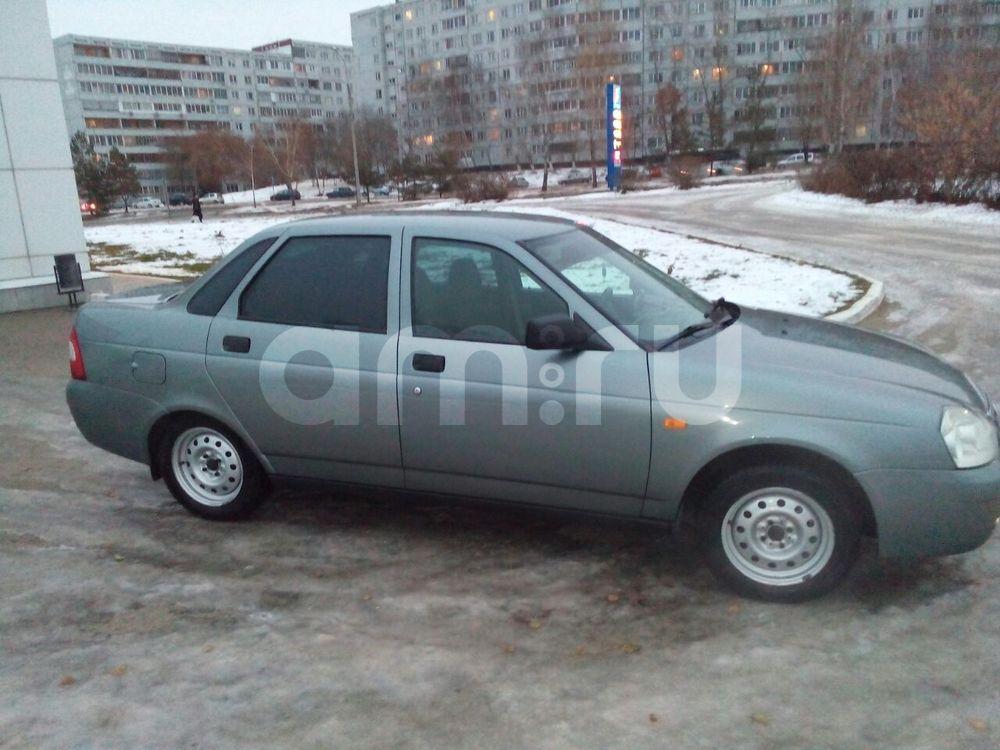 Подержанный ВАЗ (Lada) Priora, отличное состояние, серый , 2010 года выпуска, цена 210 000 руб. в республике Татарстане