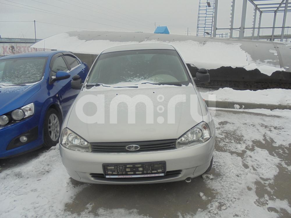 ВАЗ (Lada) Kalina с пробегом, серебряный металлик, отличное состояние, 2011 года выпуска, цена 230 000 руб. в автосалоне  ()