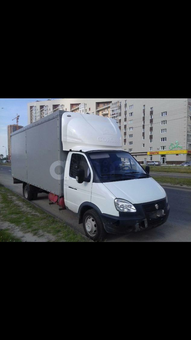 Подержанный ГАЗ Газель, отличное состояние, белый , 2013 года выпуска, цена 750 000 руб. в ао. Ханты-Мансийском Автономном округе - Югре
