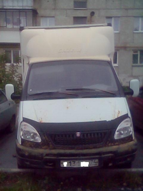 Подержанный ГАЗ Газель, среднее состояние, белый , 2005 года выпуска, цена 180 000 руб. в Челябинской области