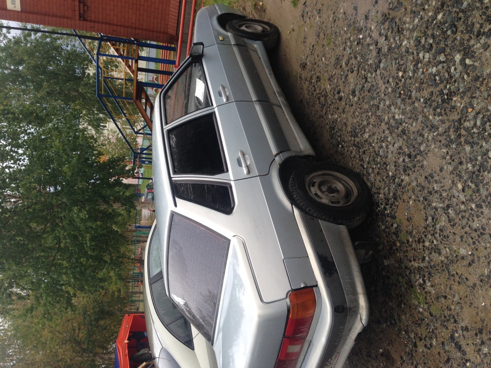 Подержанный ВАЗ (Lada) 2115, хорошее состояние, голубой , 2005 года выпуска, цена 119 000 руб. в ао. Ханты-Мансийском Автономном округе - Югре