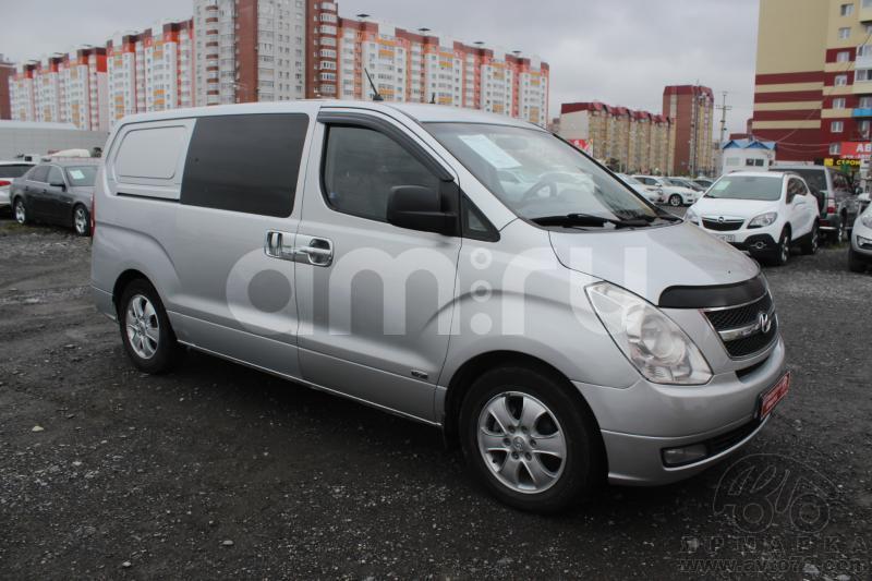 Hyundai H-1 с пробегом, серый , хорошее состояние, 2008 года выпуска, цена 608 000 руб. в автосалоне  ()
