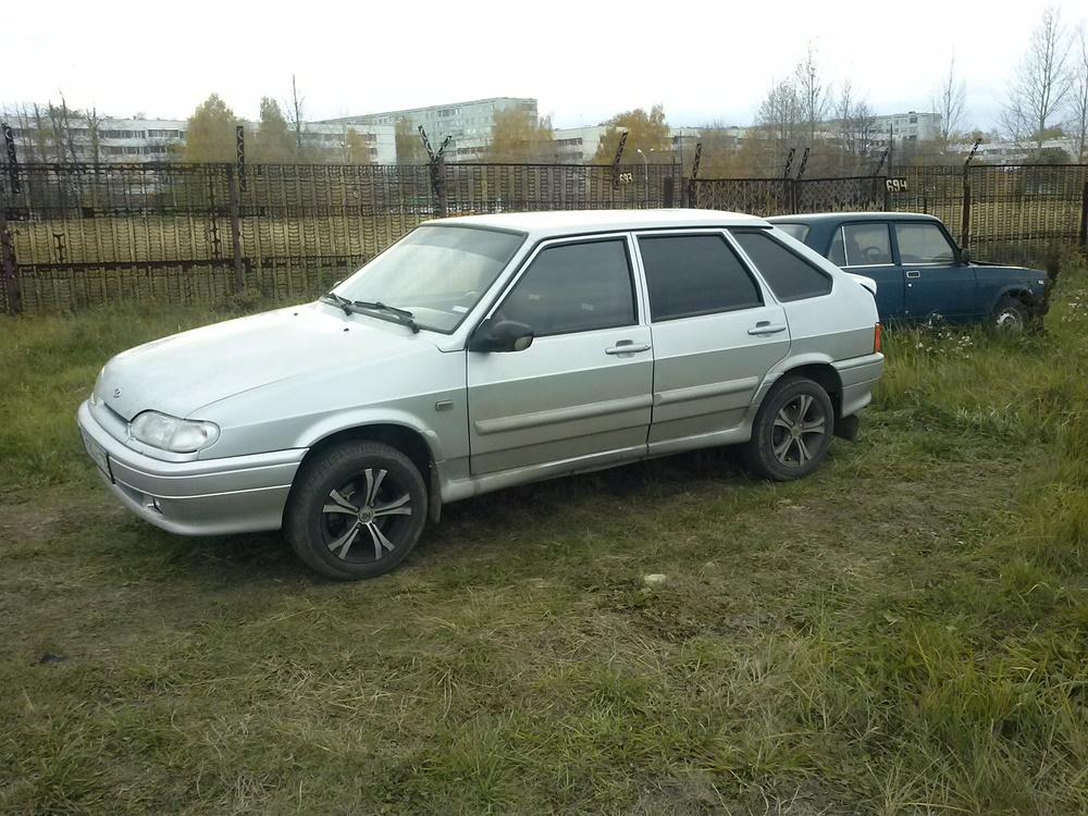 Подержанный ВАЗ (Lada) 2114, отличное состояние, серебряный металлик, 2010 года выпуска, цена 175 000 руб. в республике Татарстане