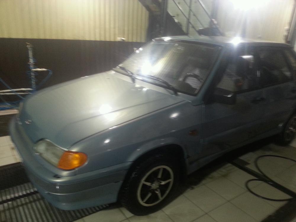 Подержанный ВАЗ (Lada) 2115, отличное состояние, серый , 2003 года выпуска, цена 85 000 руб. в ао. Ханты-Мансийском Автономном округе - Югре