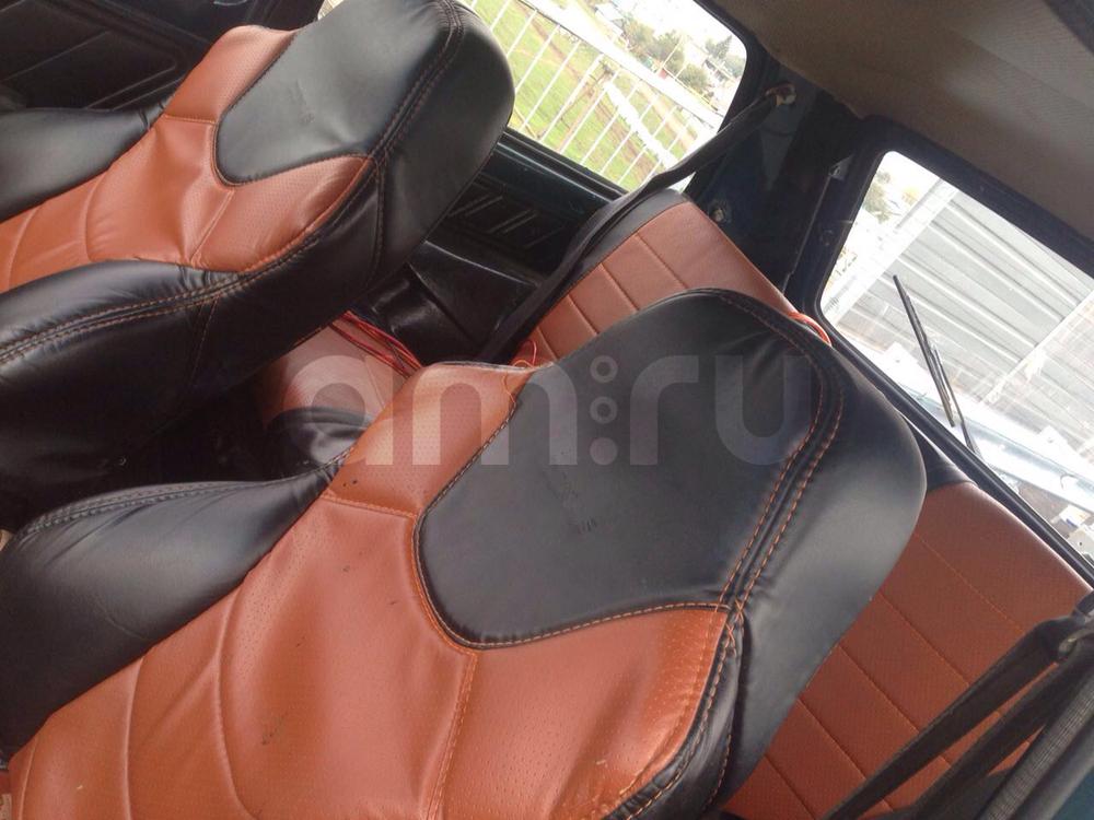 Подержанный ВАЗ (Lada) 4x4, хорошее состояние, зеленый , 2000 года выпуска, цена 107 000 руб. в республике Татарстане