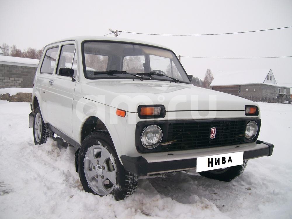 Подержанный ВАЗ (Lada) 4x4, отличное состояние, белый , 1991 года выпуска, цена 200 000 руб. в Челябинской области