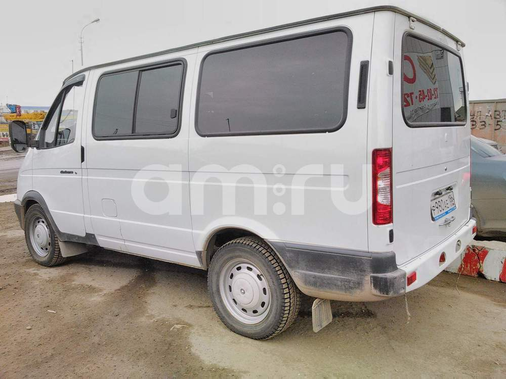 Подержанный ГАЗ Соболь, отличное состояние, белый , 2014 года выпуска, цена 400 000 руб. в ао. Ханты-Мансийском Автономном округе - Югре