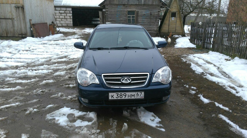 Подержанный ТагАЗ Vega, хорошее состояние, синий , 2010 года выпуска, цена 320 000 руб. в Смоленской области