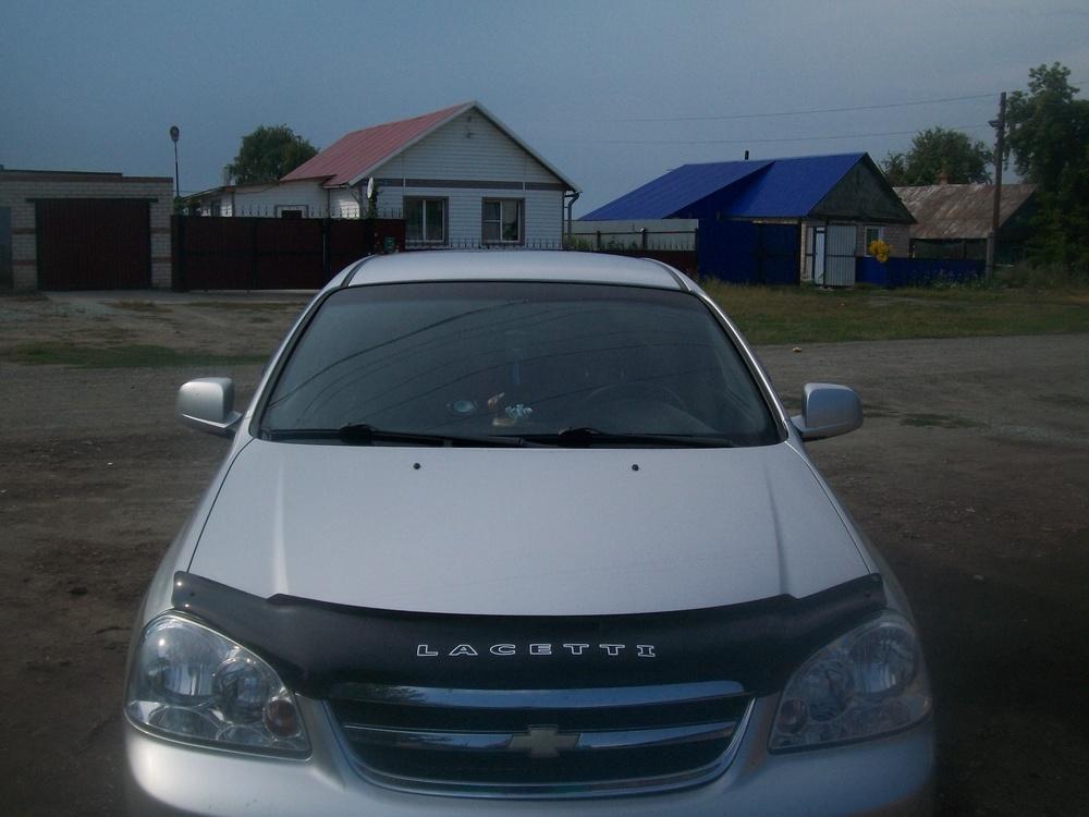 Подержанный Chevrolet Lacetti, отличное состояние, серебряный , 2012 года выпуска, цена 400 000 руб. в Челябинской области