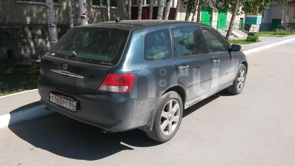 Подержанный Honda Avancier, хорошее состояние, зеленый металлик, 2000 года выпуска, цена 250 000 руб. в ао. Ханты-Мансийском Автономном округе - Югре