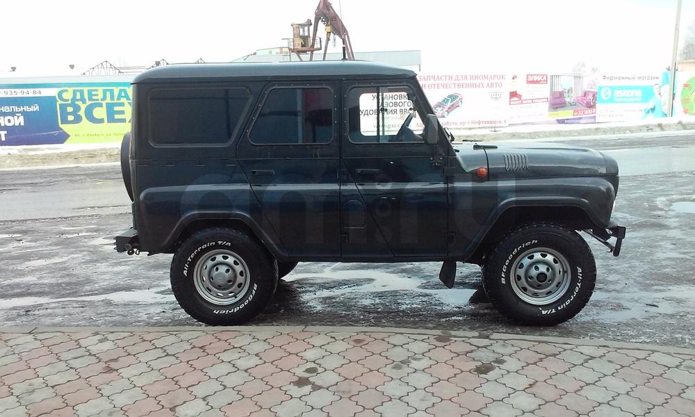 Подержанный УАЗ Hunter, хорошее состояние, черный металлик, 2009 года выпуска, цена 299 999 руб. в республике Татарстане