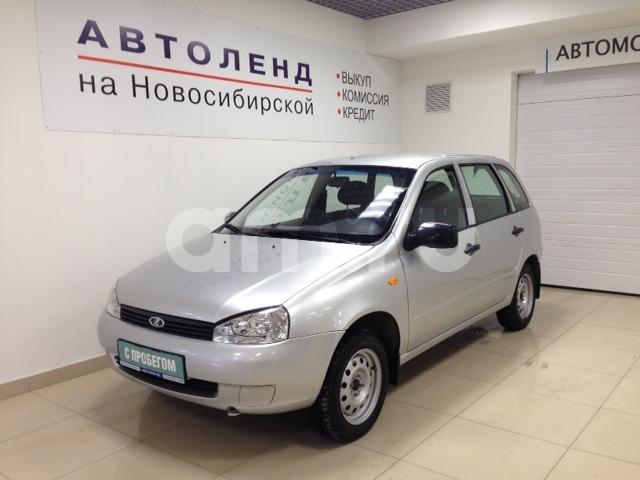 ВАЗ (Lada) Kalina с пробегом, серебряный , отличное состояние, 2012 года выпуска, цена 202 000 руб. в автосалоне  ()