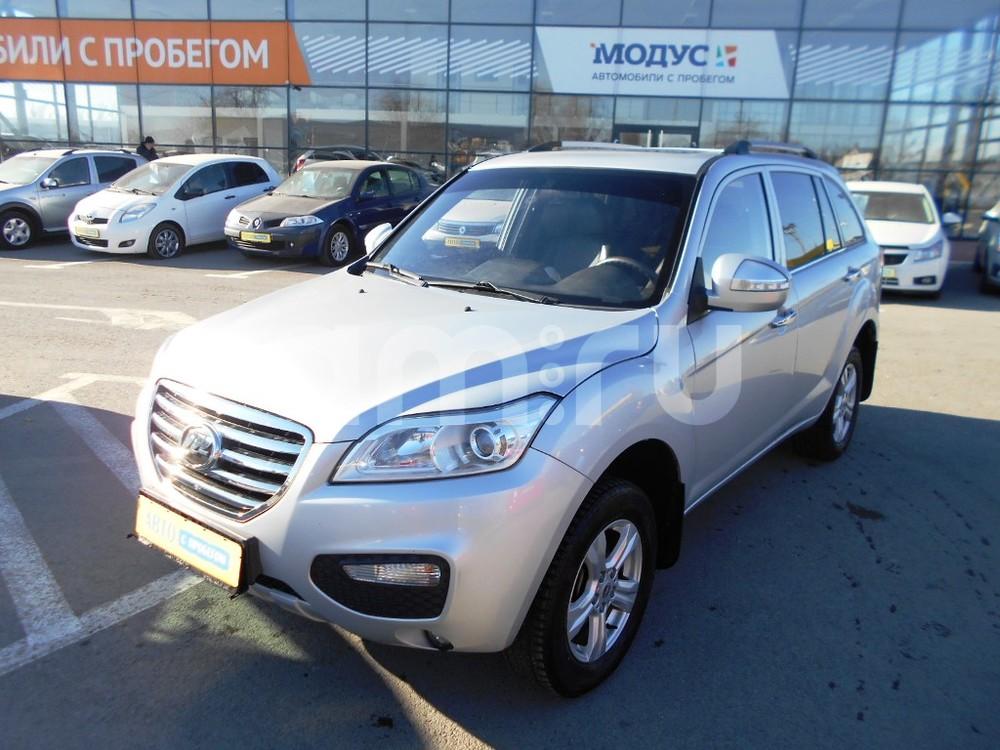 Lifan X60 с пробегом, серебряный , отличное состояние, 2014 года выпуска, цена 480 000 руб. в автосалоне  ()