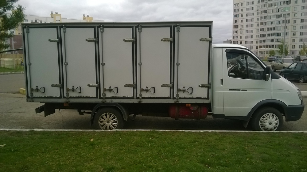 Подержанный ГАЗ Газель, отличное состояние, белый , 2014 года выпуска, цена 870 000 руб. в республике Татарстане
