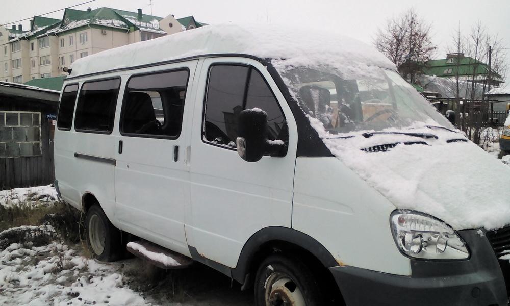 Подержанный ГАЗ Газель, хорошее состояние, белый , 2009 года выпуска, цена 130 000 руб. в ао. Ханты-Мансийском Автономном округе - Югре