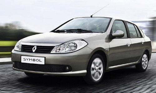 Подержанный Renault Symbol, хорошее состояние, бежевый , 2008 года выпуска, цена 250 000 руб. в Челябинской области
