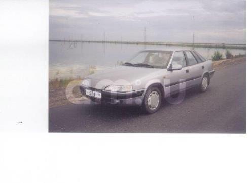 Подержанный Daewoo Espero, отличное состояние, серебряный металлик, 1997 года выпуска, цена 320 000 руб. в ао. Ханты-Мансийском Автономном округе - Югре