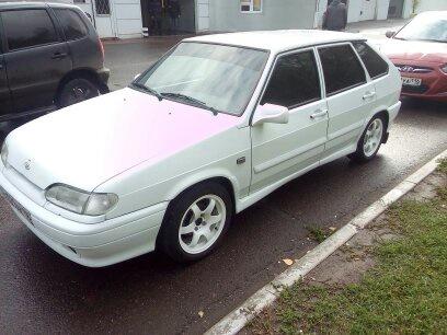 Подержанный ВАЗ (Lada) 2114, отличное состояние, белый , 2013 года выпуска, цена 190 000 руб. в республике Татарстане
