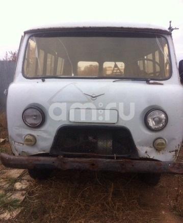 Подержанный УАЗ 452, хорошее состояние, серый , 1997 года выпуска, цена 50 000 руб. в республике Татарстане