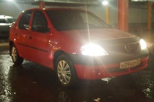 Автомобиль Dacia Logan, отличное состояние, 2007 года выпуска, цена 165 000 руб., Вологодская область