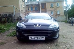 Автомобиль Peugeot 407, отличное состояние, 2007 года выпуска, цена 400 000 руб., Сатка