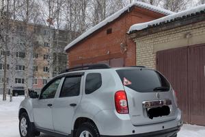 Подержанный автомобиль Renault Duster, хорошее состояние, 2013 года выпуска, цена 600 000 руб., ао. Ханты-Мансийский Автономный округ - Югра