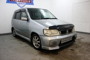 Авто Nissan Cube, 2001 года выпуска, цена 103 000 руб., Санкт-Петербург