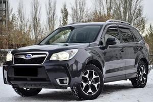 Авто Subaru Forester, 2013 года выпуска, цена 1 540 000 руб., Новосибирск