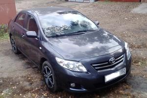 Подержанный автомобиль Toyota Corolla, хорошее состояние, 2008 года выпуска, цена 490 000 руб., Коломна