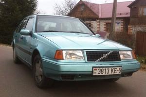 Автомобиль Volvo 440, отличное состояние, 1989 года выпуска, цена 65 000 руб., Павловский Посад