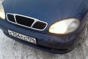 Подержанный автомобиль ЗАЗ Sens, хорошее состояние, 2007 года выпуска, цена 70 000 руб., Челябинская область