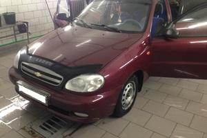 Подержанный автомобиль Chevrolet Lanos, хорошее состояние, 2007 года выпуска, цена 105 000 руб., Чехов