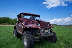 Автомобиль Mitsubishi Jeep, отличное состояние, 1992 года выпуска, цена 400 000 руб., Саратов