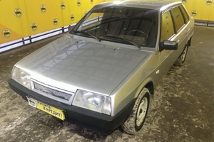 Авто ВАЗ (Lada) 2109, 2002 года выпуска, цена 95 000 руб., Самара