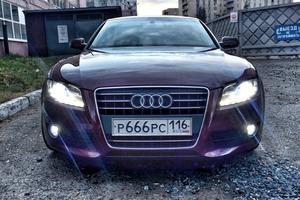 Подержанный автомобиль Audi A5, хорошее состояние, 2010 года выпуска, цена 777 000 руб., Казань