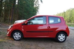 Автомобиль Renault Twingo, отличное состояние, 2009 года выпуска, цена 288 000 руб., Москва