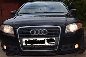 Подержанный автомобиль Audi A4, хорошее состояние, 2007 года выпуска, цена 420 000 руб., Щелково