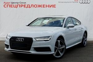 Новый автомобиль Audi A7, 2016 года выпуска, цена 3 720 000 руб., Сочи