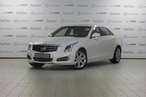 Авто Cadillac ATS, 2013 года выпуска, цена 1 370 000 руб., Санкт-Петербург