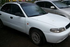 Подержанный автомобиль Daewoo Nubira, хорошее состояние, 1999 года выпуска, цена 70 000 руб., республика Татарстан