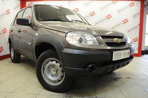 Авто Chevrolet Niva, 2015 года выпуска, цена 455 000 руб., Казань