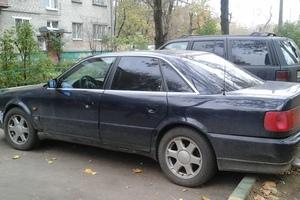 Подержанный автомобиль Audi S6, хорошее состояние, 1996 года выпуска, цена 190 000 руб., Москва