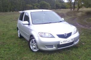 Автомобиль Mazda Demio, хорошее состояние, 2003 года выпуска, цена 220 000 руб., Сарапул