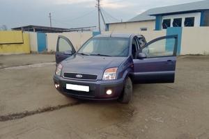 Подержанный автомобиль Ford Fusion, отличное состояние, 2007 года выпуска, цена 305 000 руб., Магнитогорск
