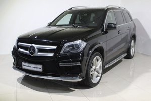 Авто Mercedes-Benz GL-Класс, 2013 года выпуска, цена 2 850 000 руб., Москва