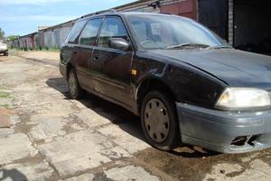 Автомобиль Nissan Avenir, среднее состояние, 1996 года выпуска, цена 80 000 руб., Хабаровск